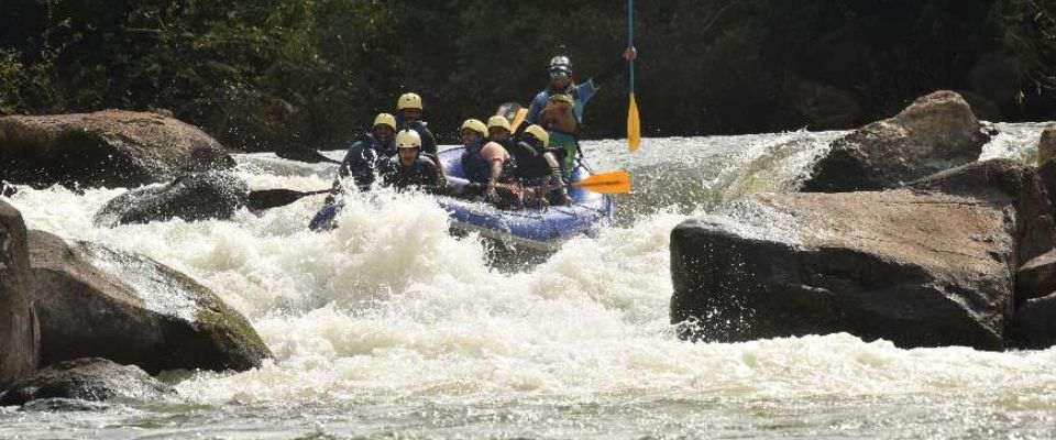 Coorg Water Rafting – Wild Adventure Ride