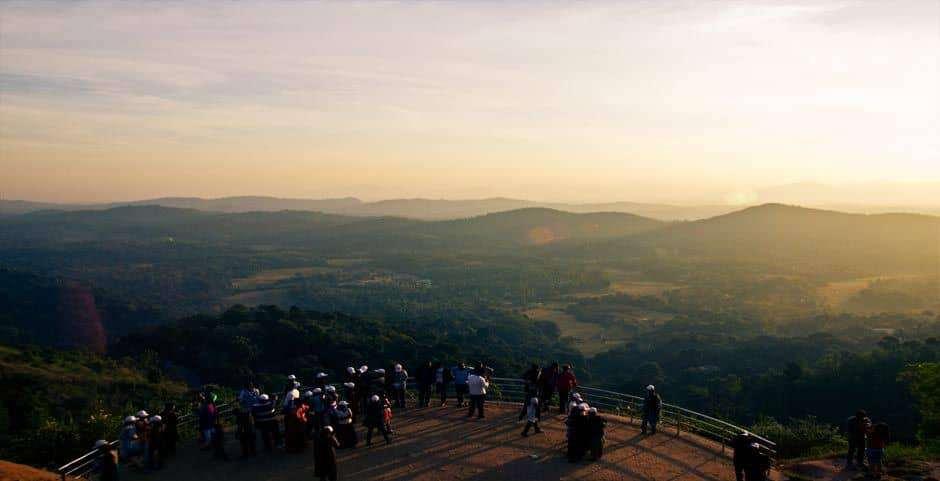 Raja Seat Madikeri – Nature View Point