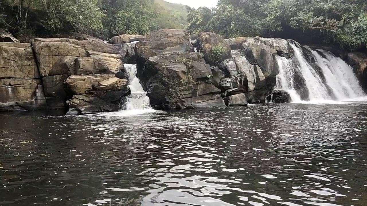 Kotte Abbey falls