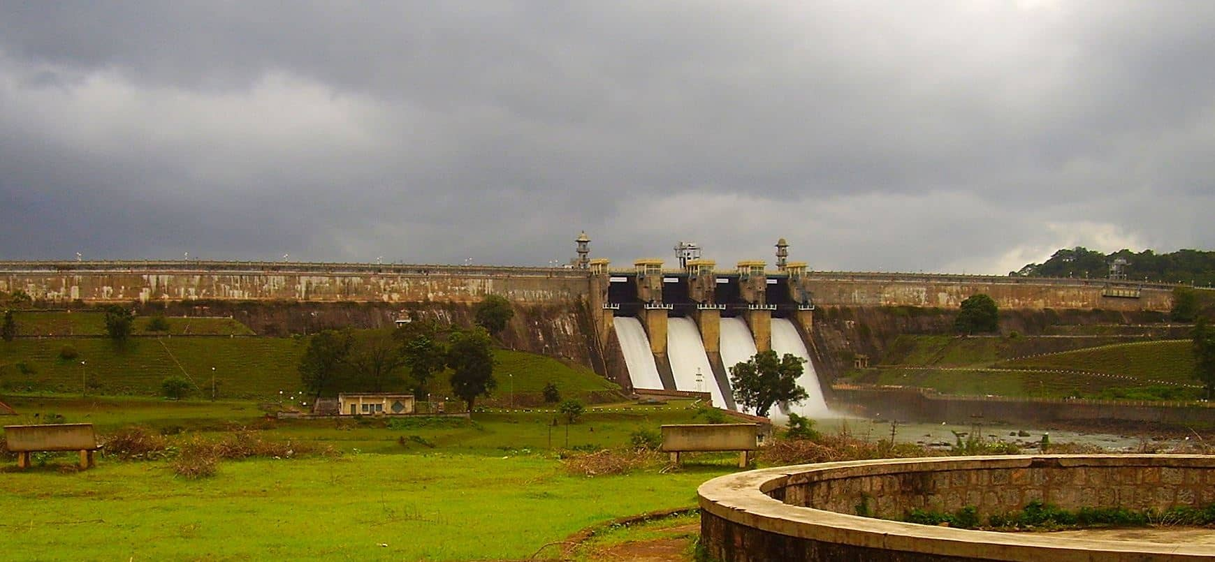 Harangi Dam, Coorg – Entry Fee, Visiting Timings, Pictures