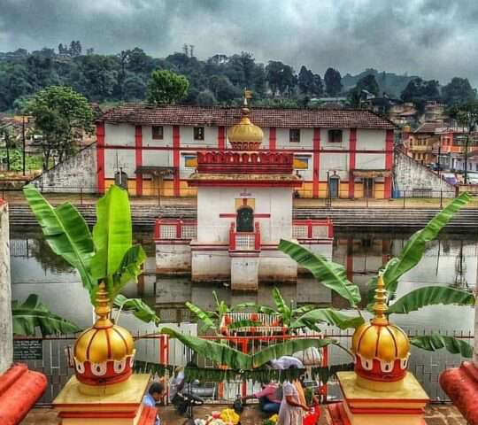 Omkareshwara Temple – Madikeri
