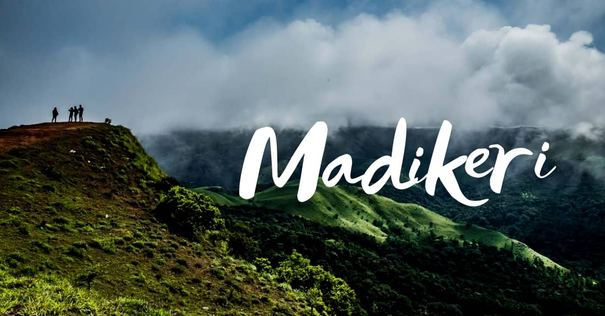 Is Madikeri and Coorg same Place?